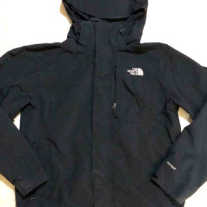 North Face black Jacket men's size Mediu